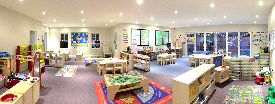 Heath House Day Nursery - Slider